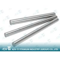 Lightweight Titanium Rod Bar , GR5 F136 Medical Titanium Bar Manufactures