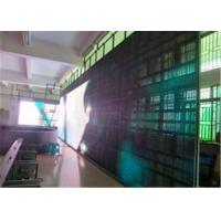 Rental Slim BIG P5 Transparent LED Display Module With 140° View Angle Manufactures