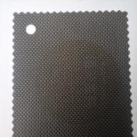 China 30%polyester 70%PVC Roller Blinds sunscreen Fabirc screen roller blind fabric on sale