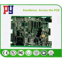 China 1OZ Copper Fr4 Multilayer PCB Circuit Board , High Density Circuit Boards 10% Impedance on sale