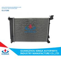 Buy cheap A / C Aluminum Cooling Hyundai Radiator For Sonata OEM 25310-C2000 from wholesalers