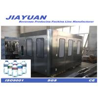 Medium capacity mineral water filling machine with stainless steel 316 Manufactures