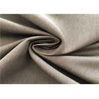3/1 Twill 150D Cationic Fabric Coated 100 Polyester Fabric Waterproof For Cold Jacket Manufactures