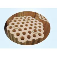 Lattice Fire Clay Bricks For Checker In Upper Part Of Hot Stove Regenerator Manufactures