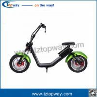 Big wheel electric bicycle halley scooter driving 45km/h speed Manufactures