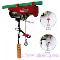 mini electric hoist Manufactures