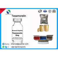 Top Purity Tesamorelin Peptide /TH9507 Reduce Excess Deep Belly Fat Egrifta And Muscle Growth CAS 106612-94-6 Manufactures