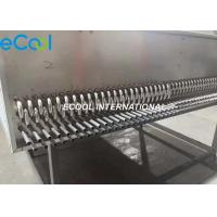 Custom Size Fin And Tube Heat Exchanger For Common Used Refrigerants Manufactures