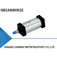 SC Series Standard Pneumatic Air Cylinder Double Acting Series Adjustable Cushion Manufactures
