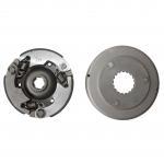 ATV Dirt Bike Automatic Clutch Lightweight For 50cc - 125cc Horizontal Engine Manufactures
