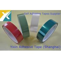 green pet tape polyester masking tape fine line masking tape surface protection tape circuit plating tape Manufactures