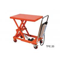 General Fixed Electric Lift Table Platform For Metal Industry And Workshop Manufactures