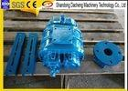 Twin Lobe Positive Displacement Blower For Pipe Clearing Back Washing Manufactures