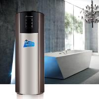WiFi Air Source Heat Pump Water Heater With Solar Coil And CE Certification Manufactures