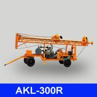 China Hottest sale drilling machine, AKL-300R exploration drill rig on sale