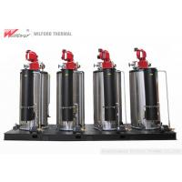 China Skid - Mounted Gas Fired Steam Generator Water Tube Structure 250-1000kg / H on sale