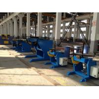 Pipe Welding Positioner Height Adjustable Rotating Tilting VFD Manufactures