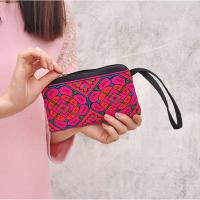 cross stitch fabric embroidery handbag purse ethnic borse hmong bags Manufactures