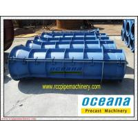 Roller Suspension Type Concrete Pipe Culvert Making Machine XG300-2400mm Manufactures
