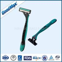 Twin Blade Men'S Disposable Razors For Face Cleansing With ISO Certificate Manufactures