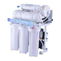 Commercial Reverse Osmosis System Water Treatment 400 GPD Microcomputer Control Manufactures