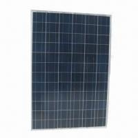 Polycrystalline Solar Module with 250W Power and Easy to Install Manufactures