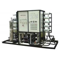S S Brackish RO Water treatment  system With PLC and touch screen Manufactures