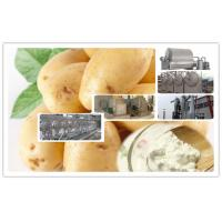 potato starch processing plant hot price Manufactures