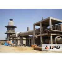 Energy Saving Cement Rotary Kiln For Wet / Dry Cement Production Manufactures