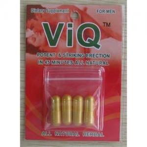 0.34/capsule ViQ male penis enlargement pills,sex pills Manufactures