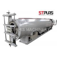 High Speed PVC HDPE PE Pipe Production Line Plastic Pipe Extrusion Machine Manufactures