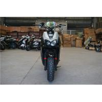 """13"""" Aluminum Rim 150cc 2 Wheel Scooter CVT With Forced Air Cooled Engine Manufactures"""