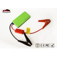 China Emergency portable auto battery jump starter Multi – function Power Bank on sale