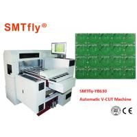 630*630mm V Cut PCB Scoring Machine 0-40m/Min Processing Speed SMTfly-YB630 Manufactures