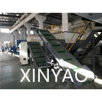 Single Shaft Plastic Shredder Machine for Block material / tyres / large tubular Manufactures