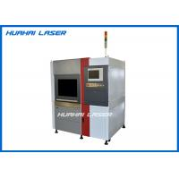 China High Precision Metal Fiber Laser Cutting System 600mmx400mm Super Flexible Optical Effects on sale