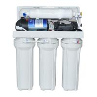 Plastic Reverse Osmosis System No Power Water Filter Without Pump Manufactures
