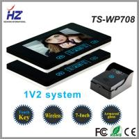 nameplate and keypad 7 inch villa video door phone Manufactures