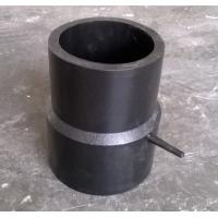 ZhejiangTaizhou plastic reducing coupler PE pipe fitting mould Manufactures