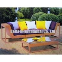 Sell rattan sofa sets DRS-012 Manufactures