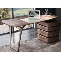 American Dark Walnut Wood Furniture Nordic design of Writing Desk Reading table in Home Study room Office Furniture Manufactures