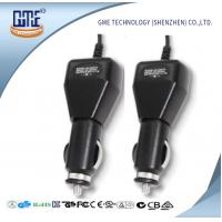5V 1a / 5v 2.1a Ac To Dc Mini Usb Car Charger Adapter High Efficiency Manufactures