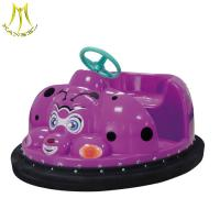 Quality Hansel bumper cars drifting car amusement electric bikes kids riding for indoor mall for sale