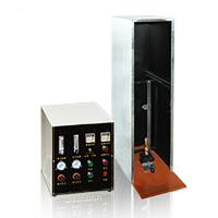 China 1200mm High Electronic Testing Machine Single Wire Cable Level Combustion on sale