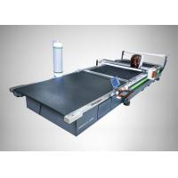 Fabric CO2 Laser Cutter , 50-60000mm/ Min Laser Cutting Equipment With CE Certificates Manufactures