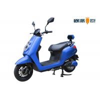 Ladies 60V Electric Motor Scooters For Adults 70-80km Range Distance Manufactures