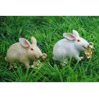 Rabbit shape Jewelry usb flash drive 64gb KC-598 with high speed flash memory Manufactures