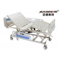 Five Function Variable Height Hospital Bed Electric Medical Equipment Manufactures