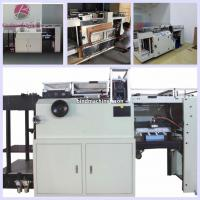 China Automatic Calendar hole punching machine SPB550 with high speed on sale