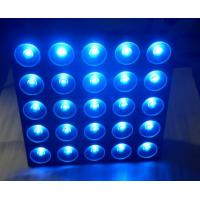 Quality 25pcs 30w / 10w Rgb 3in1 Led Matrix Blinder Stage Light / Stage Decoration for for sale